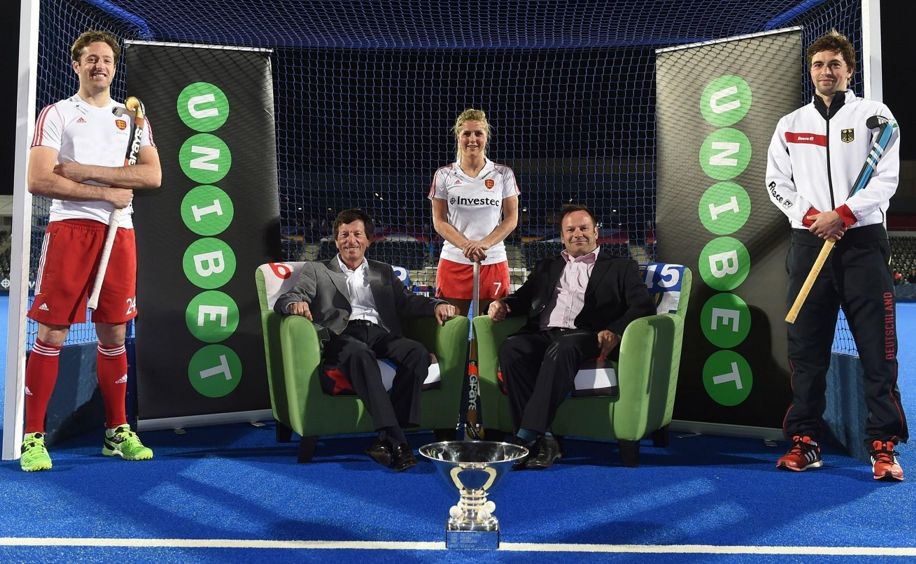 The 2015 european hockey championships are to take place at the olympic park as a legacy to london 2012